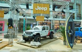 Al-Futtaim's Trading Enterprises presents Jeep's world of versatility, customisation and adventure at Auto Fest 2021