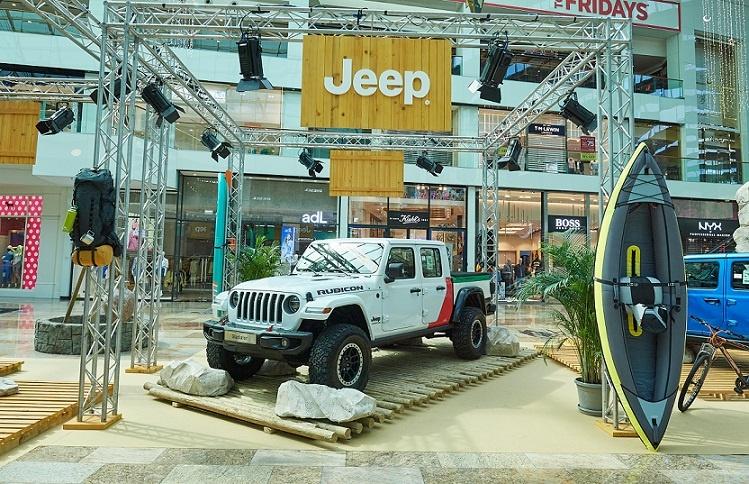 Al-Futtaim's Trading Enterprises presents Jeep's world of versatility, customisation and adventure at Auto Fest 2021