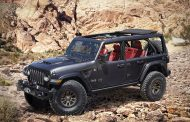 Jeep Introduces New 6.4-liter V-8 Wrangler Rubicon 392 Concept