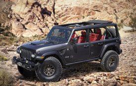 Jeep Introduces New 6.4-liter V-8 Wrangler Rubicon 392 Concept