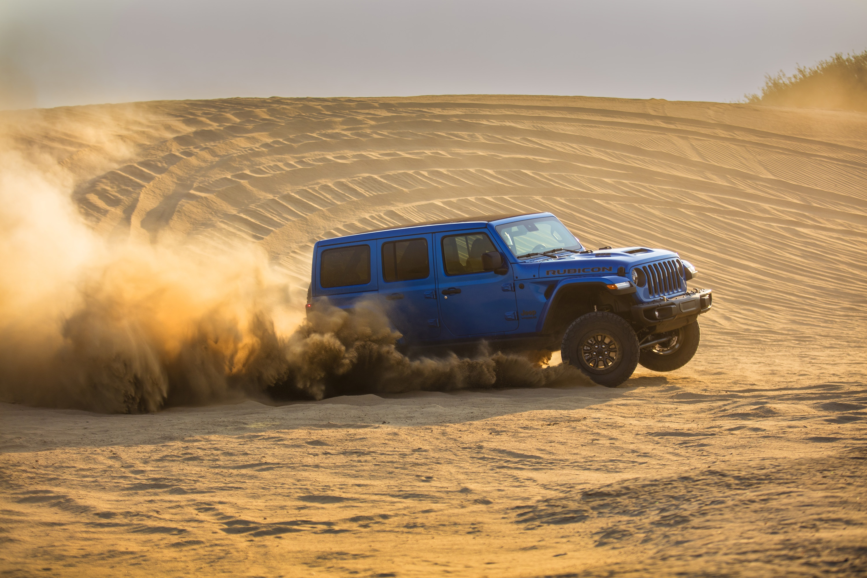 New 2021 Jeep® Wrangler Rubicon 392 Combines  Legendary 4x4 Capability with 470-horsepower V-8 Engine for The Most Capable Wrangler Yet