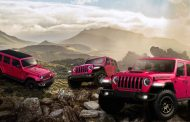 Jeep Brand Debuts Tuscadero Exterior Paint Color to Showcase a Passionate Side to Any Wrangler