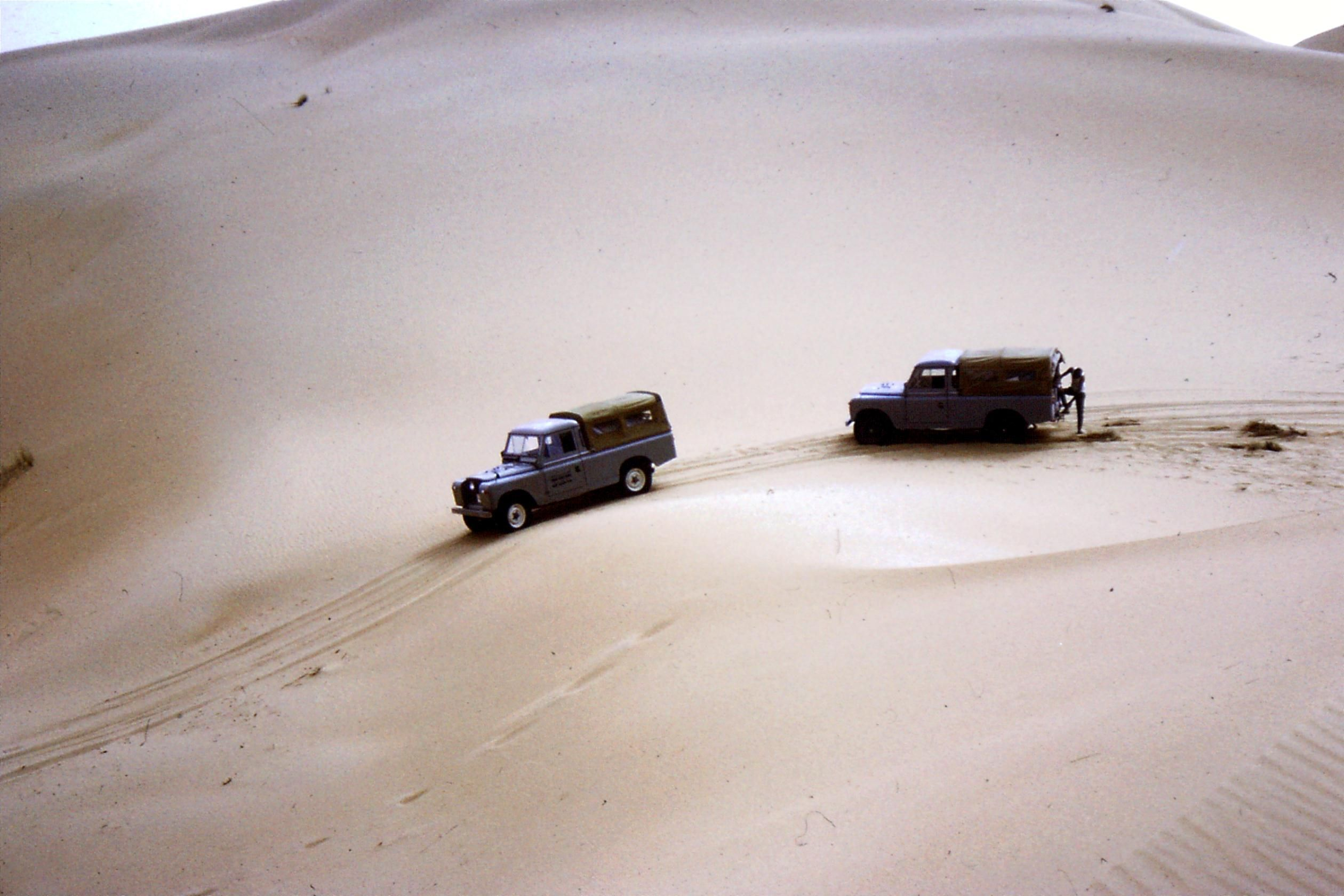 Land Rover Film Celebrates Life as it Used to be in the UAE