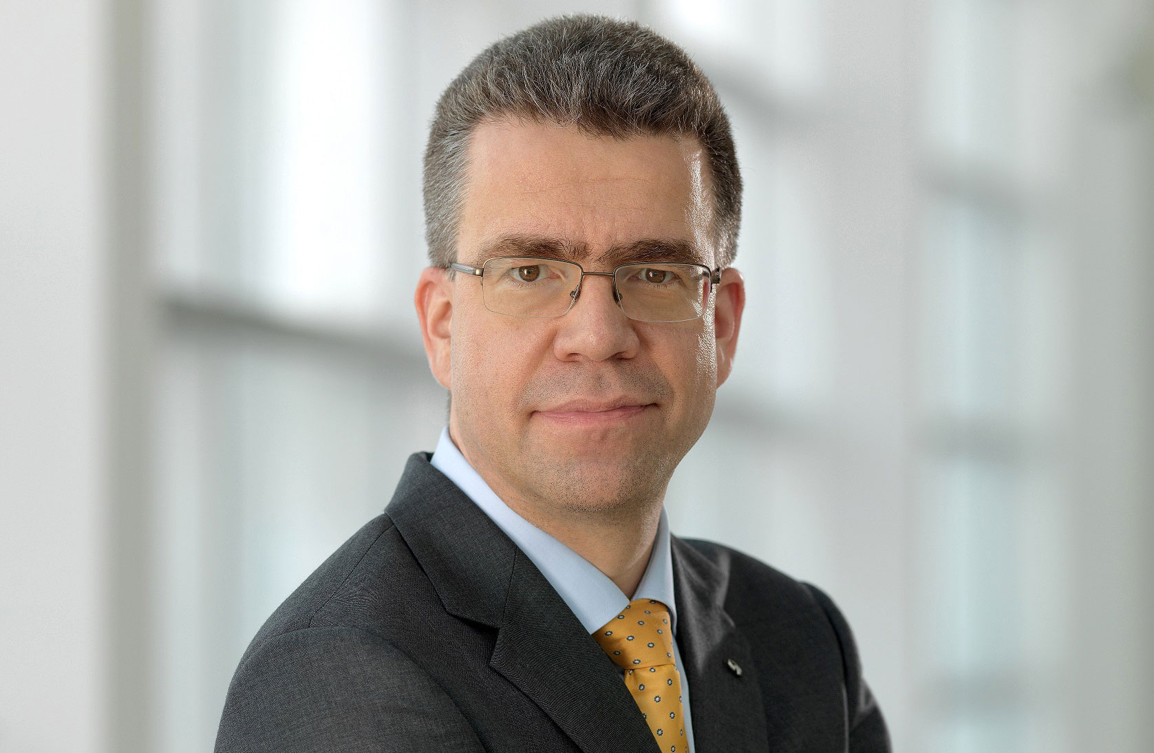 Juergen Schmitz, Managing Director, Infiniti Middle East