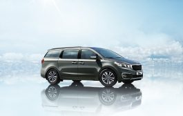 KIA offers a full house of features for an enhanced driving experience with the Kia Grand Carnival