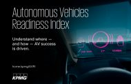 UAE Ranks in top 10 on KPMG's 2020 Global Autonomous Vehicles Readiness Index, for third consecutive year