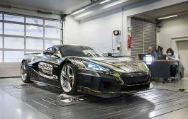 KW automotive outfits 1,914 hp Rimac C_Two electric hypercar