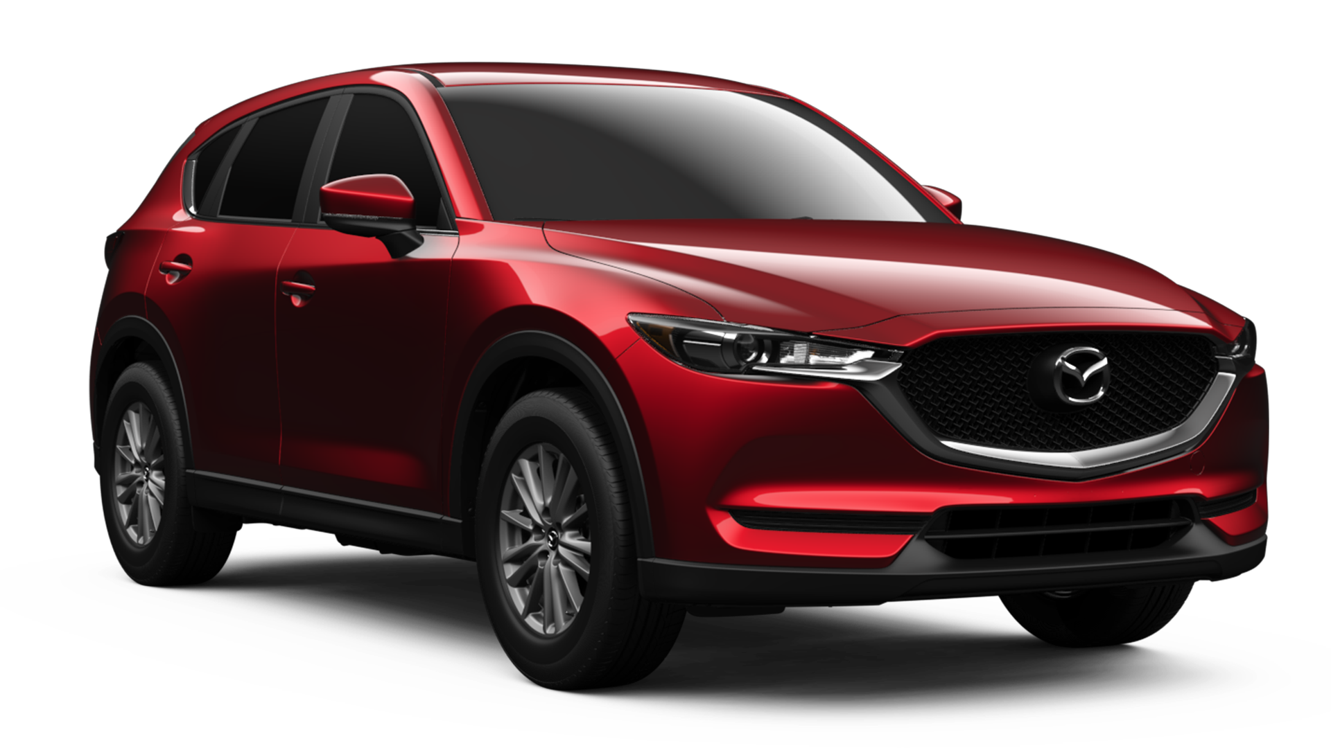 New Mazda CX-5 to Sport Yokohama Geolander Tires