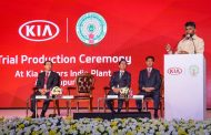 Kia Motors Commences Trial Production at Anantapur Plant in India