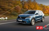 Kia Sorento Triumphs in Red Dot and  iF Design Award Competitions