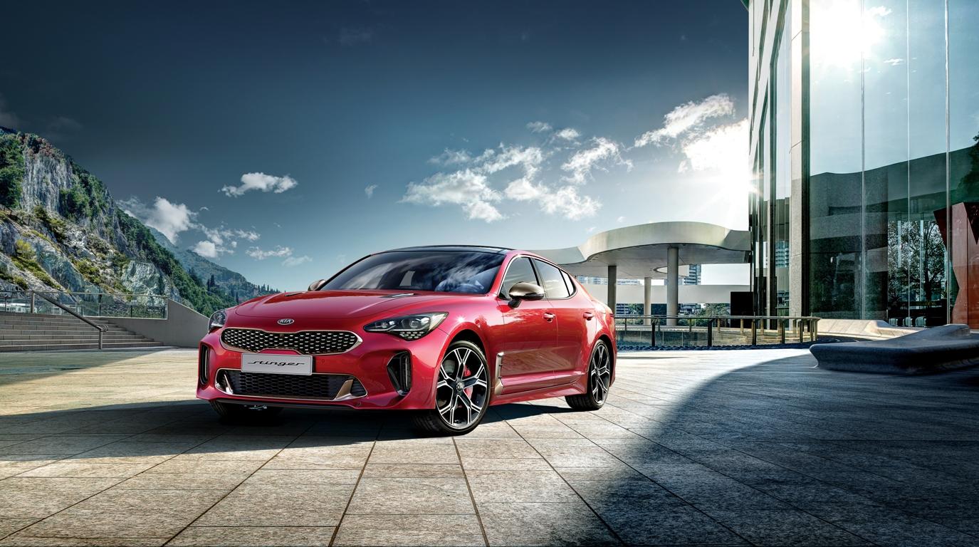 KIA Wins Five Major International Automotive Awards