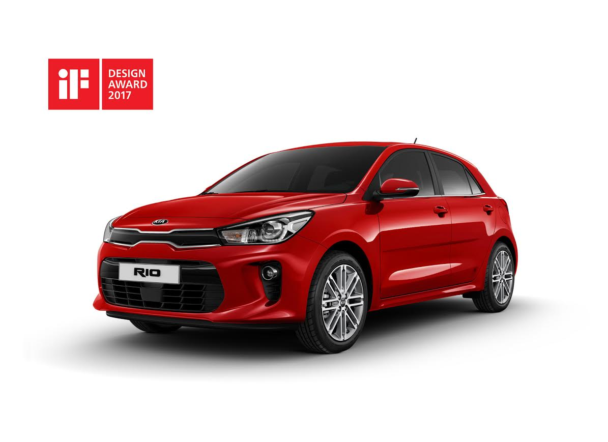 Kia Wins Three Awards at iF Design Awards