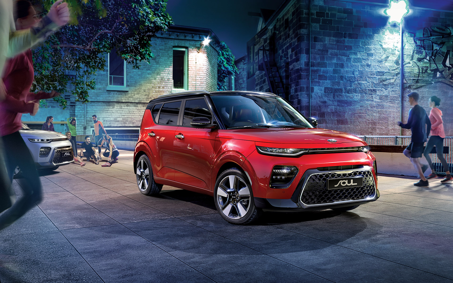 Advanced features and enviable performance - KIA Soul 2020