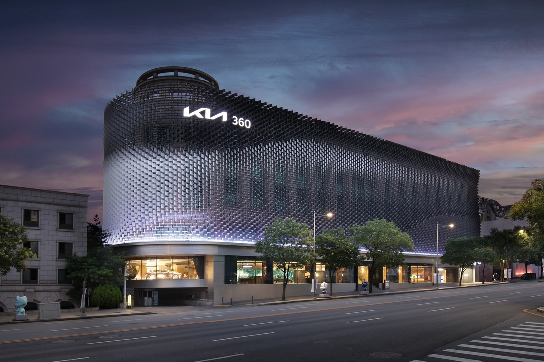 Kia360 reopens in Seoul as immersive space for experiencing future mobility solutions