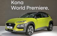 Hyundai Launches Kona in Compact Crossover Category