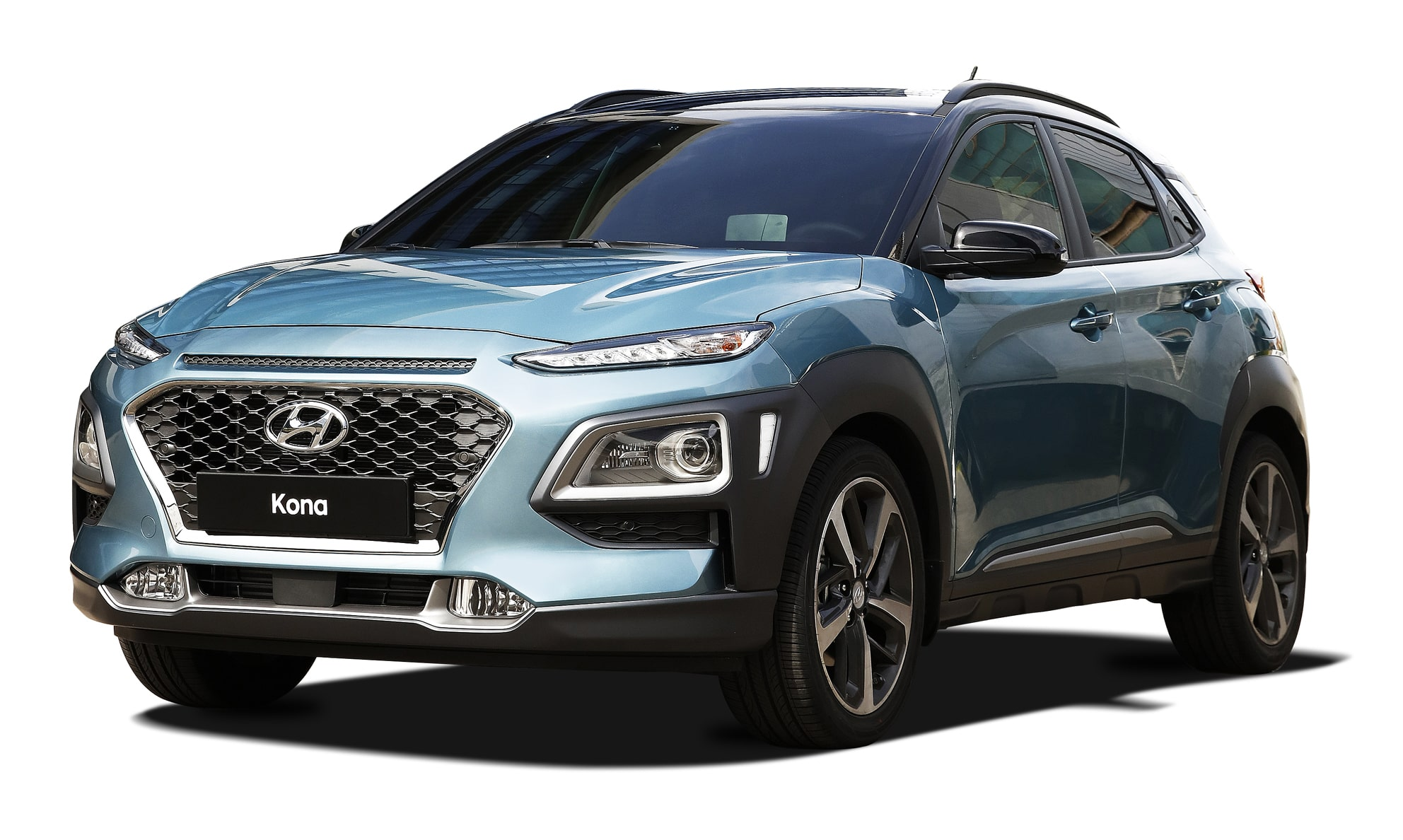 Hyundai Kona Wins Prestigious Award