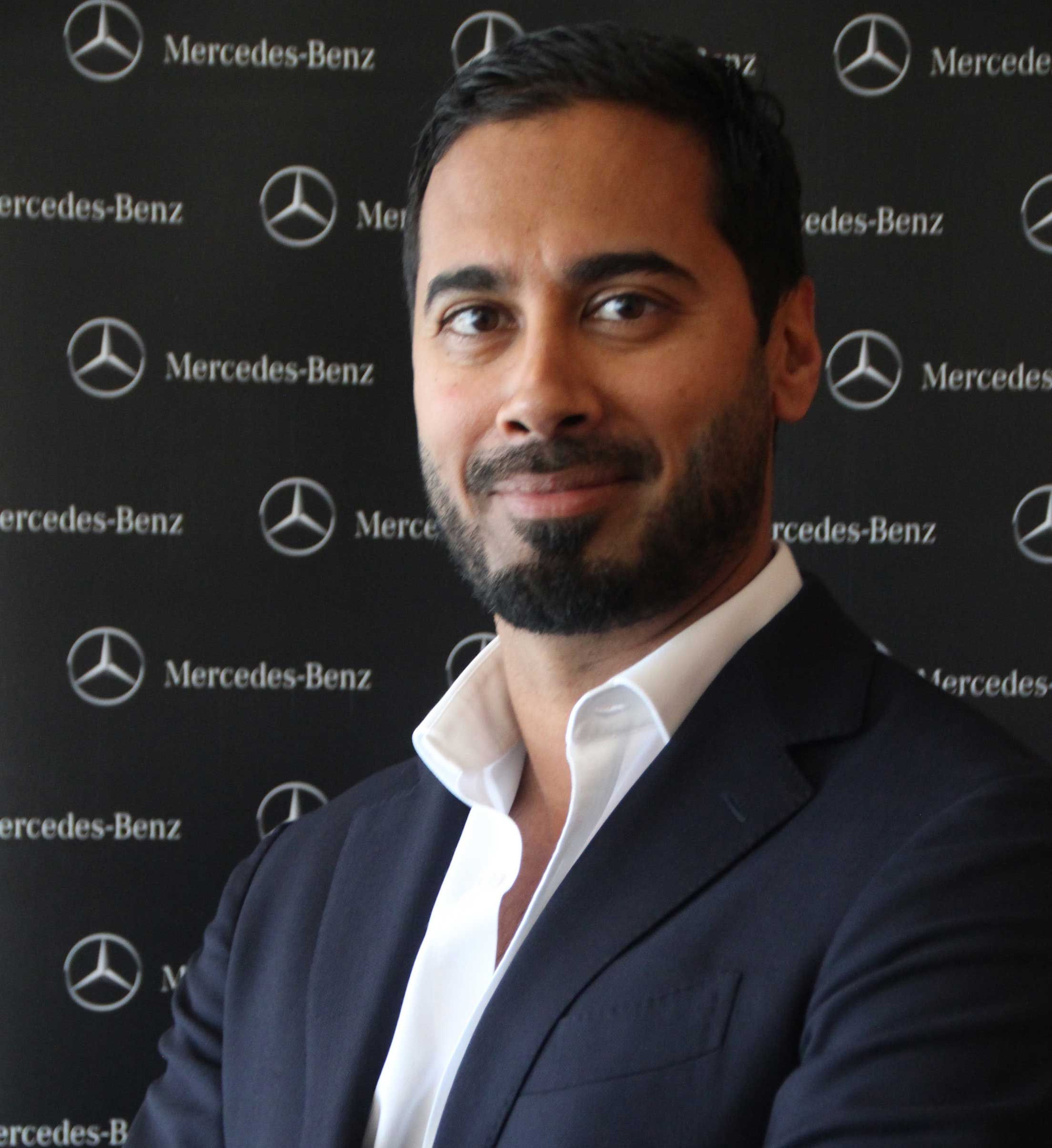 Mercedes-Benz Cars Middle East Appoints Krishan Bodhani as Director of Sales and Marketing