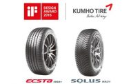 Kumho Wins iF Design Award