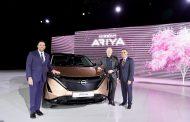 Nissan impresses at expo 2020 Dubai with Ariya's first regional showcase
