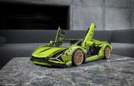 INTRODUCING THE LATEST LEGO THUNDERBOLT: THE TECHNIC LAMBORGHINI SIÁN FKP 37 UNVEILED AT MINIATURISED SUPERCAR LAUNCH