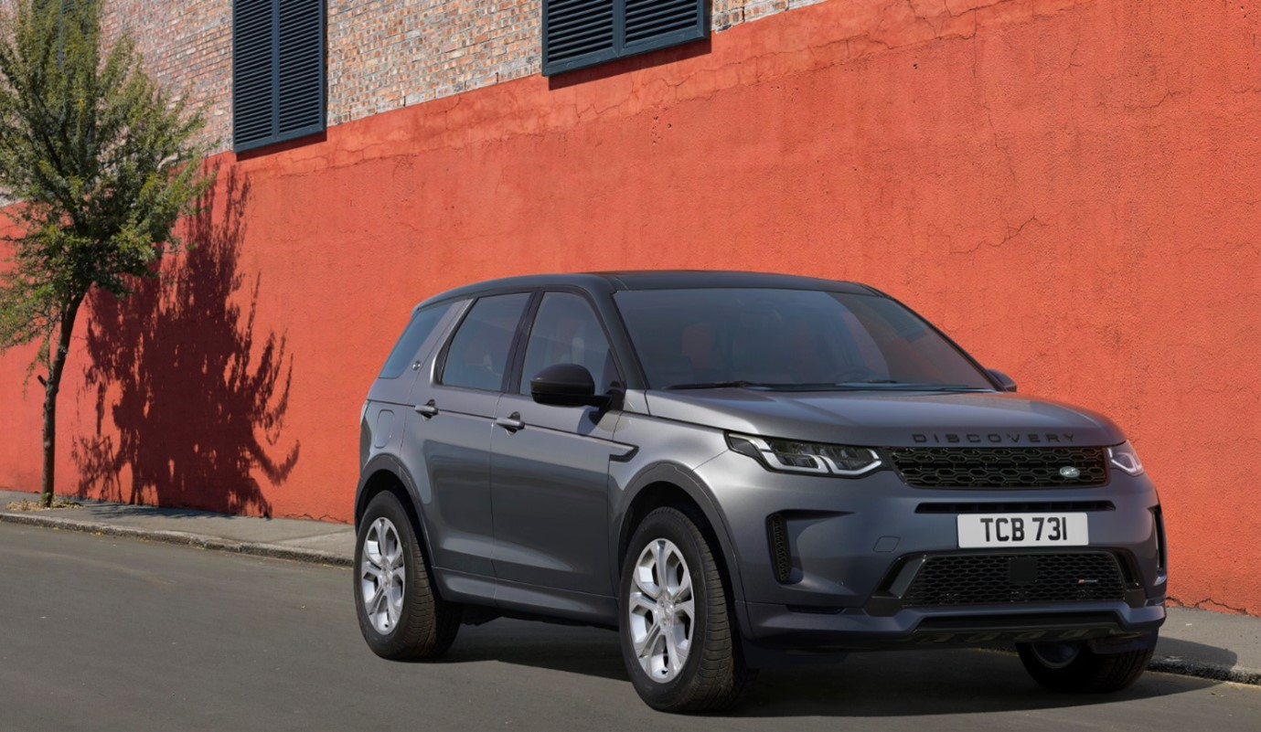 Land rover discovery sport offers efficient ingenium diesels, plug-in hybrid and powerful petrol special edition