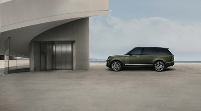 Ultimate range rover SV bespoke introduces exclusive new editions