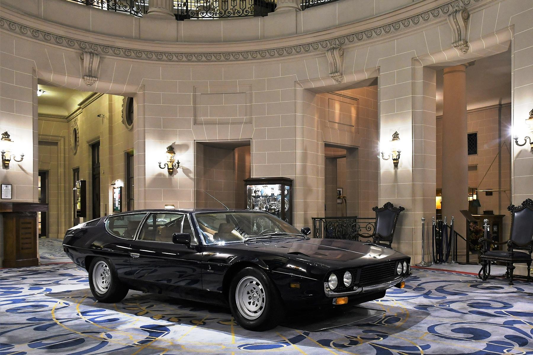 Lamborghini Marks Fiftieth Anniversary of the Espada