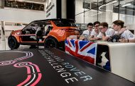 Jaguar Land Rover Recruits Teenagers to Write Code for Autonomous Vehicles of the Future
