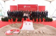 Lear Holds Groundbreaking Ceremony for Shanghai Headquarters