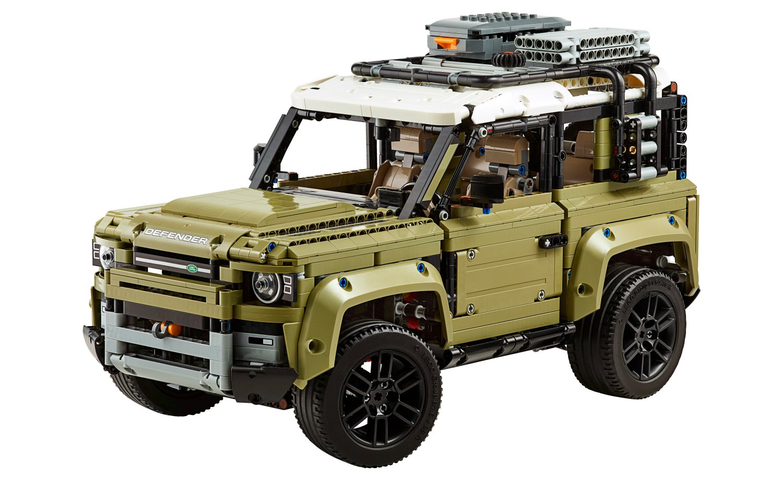 Jaguar Land Rover Showcases New Merchandise at the Dubai Motor Show