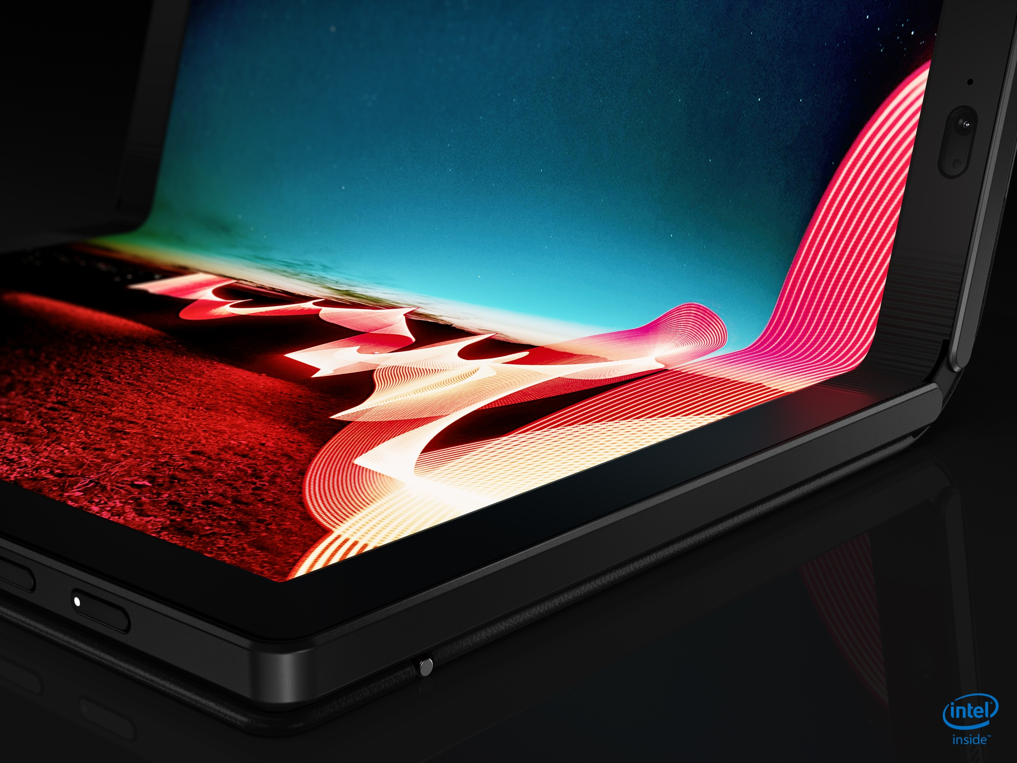 Lenovo Unveils R&D Behind The Creation Of The World's First Foldable PC