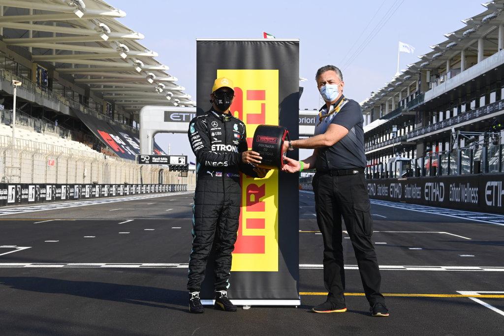 Formula 1 Etihad Airways Abu Dhabi Grand Prix 2020