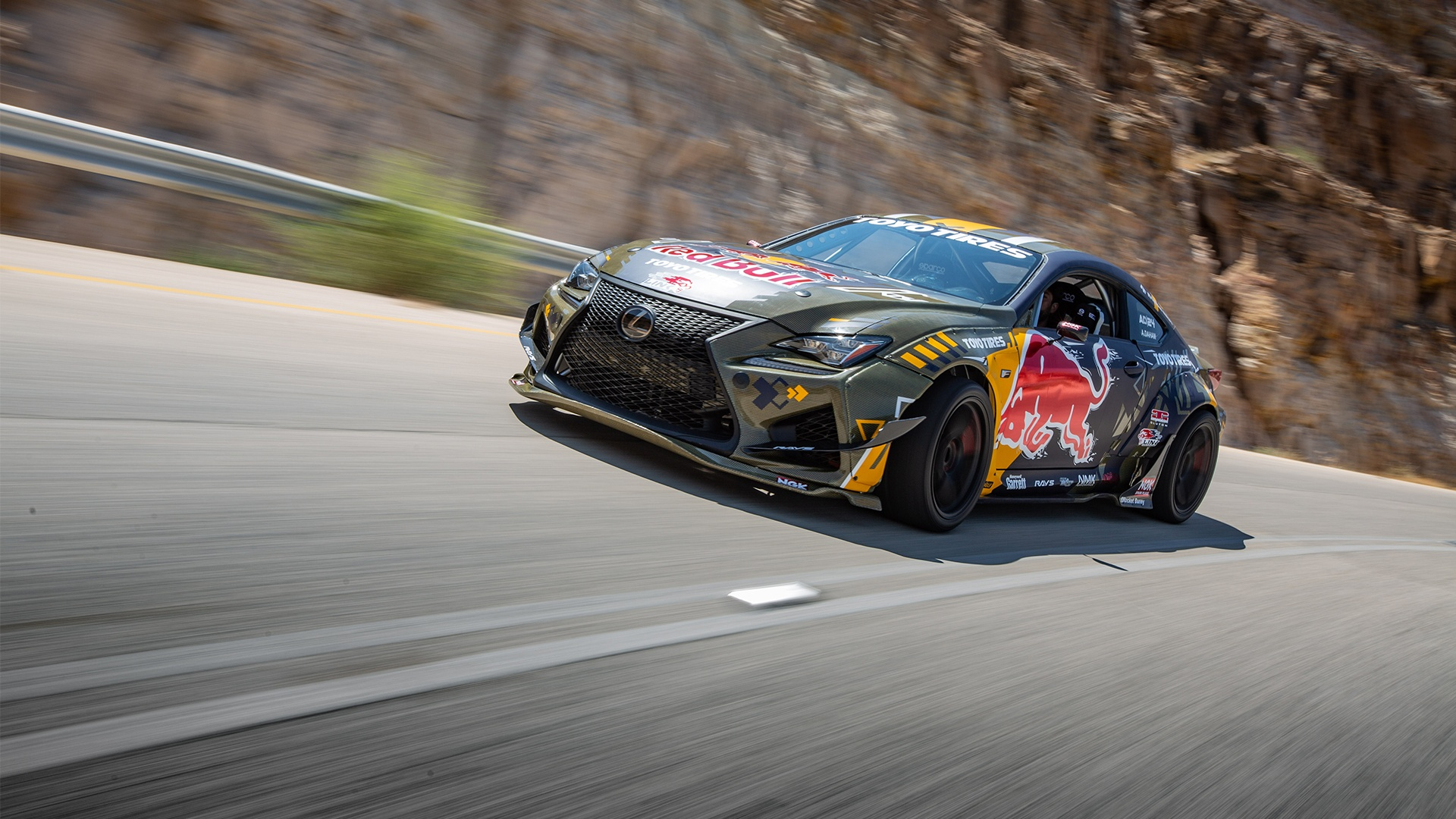 The Most Advanced Lexus Drift Machine On The Planet Hails from the UAE