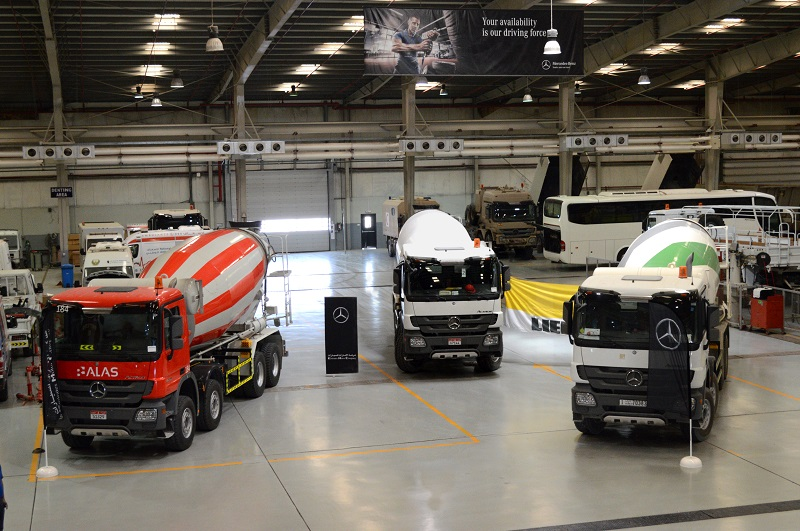Liebherr teams up with Emirates Motor Company to Expand in the UAE