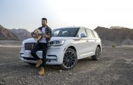 Lincoln Aviator Just What the Doctor Ordered for 49th UAE National Day as GP and Moonlighting Musician Performs Beautiful Rendition of Ishy Bilady