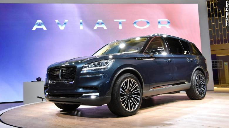 Lincoln Uses Detroit Orchestra Members to Create Sounds for Lincoln Aviator