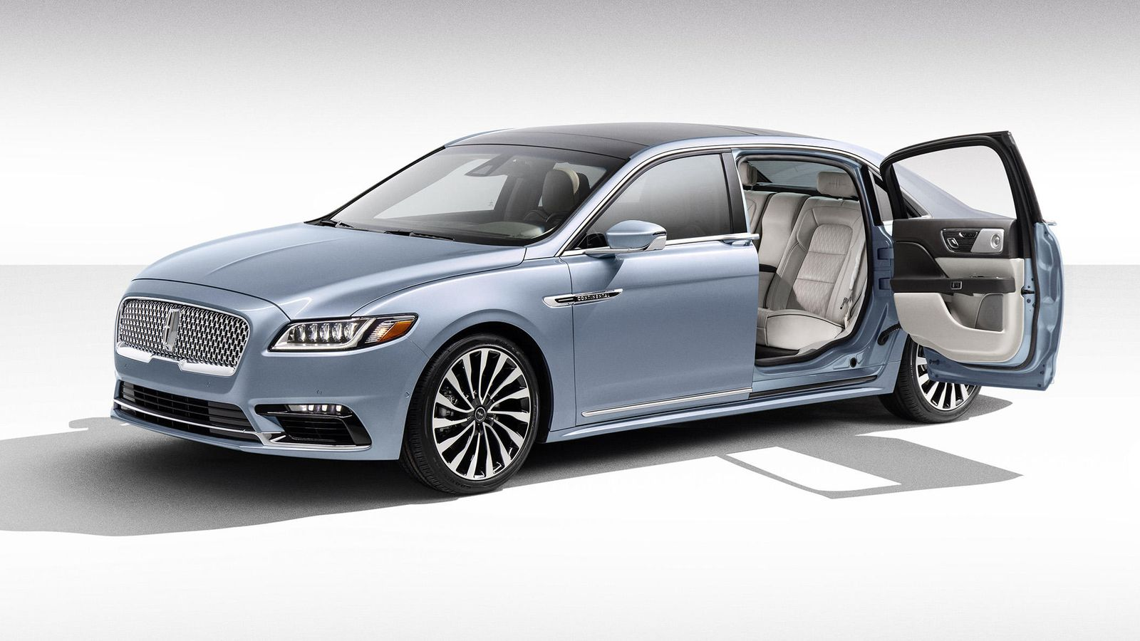 Ford to Launch Lincoln Continental with Coach Doors