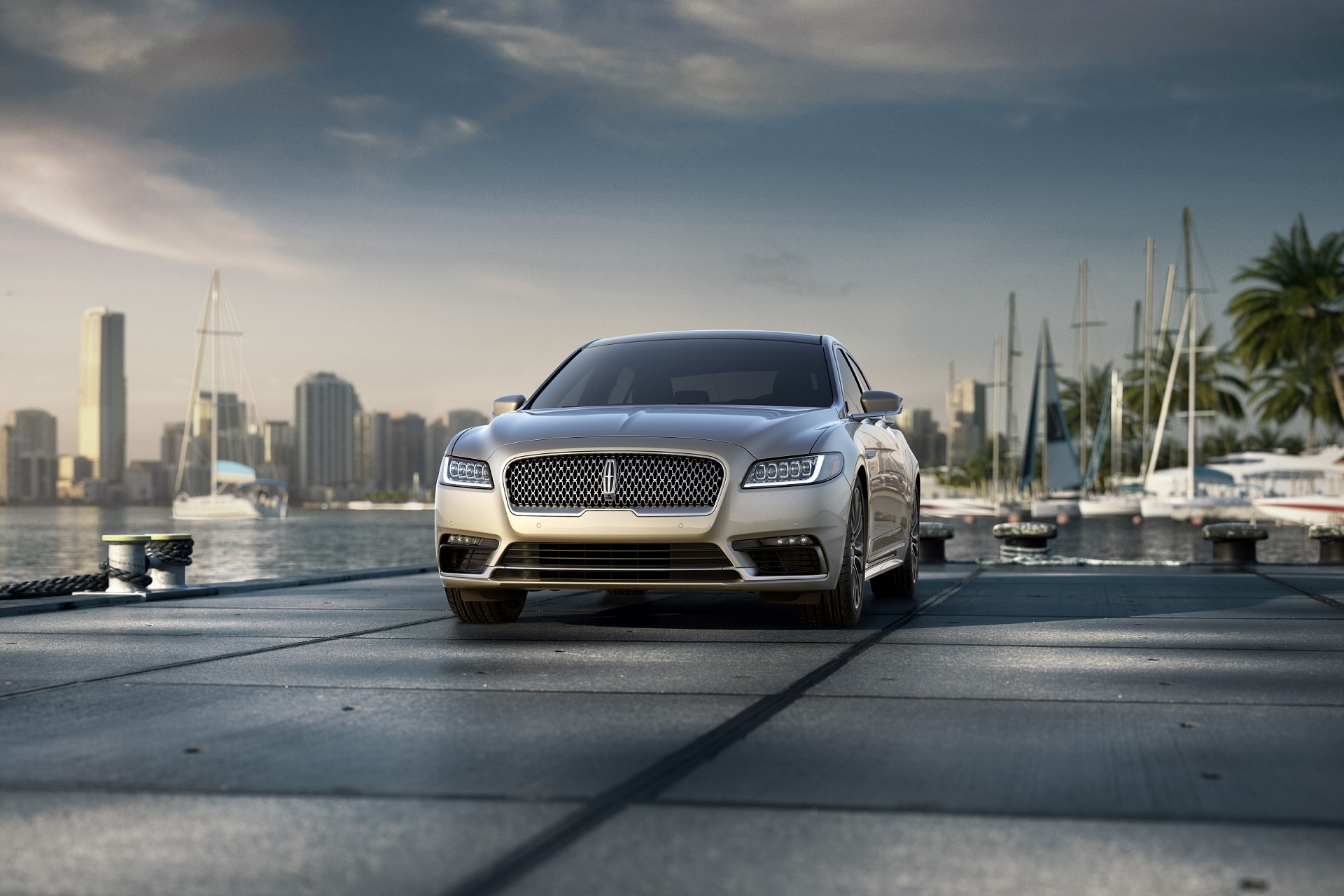 New Lincoln Continental Epitomizes Luxury and Elegance