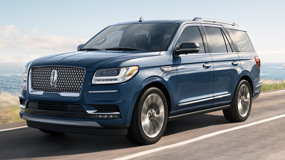Lincoln Sweeps MotorTrend New Ultimate Car Ranking with Navigator, Aviator and Corsair