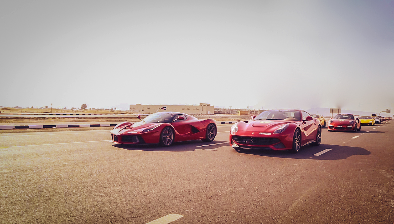 UAE supercars Celebrate the Spirit of the Union with Dazzling Event