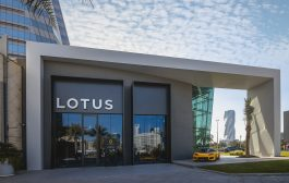 First Lotus showroom  with new global retail identity now open for business