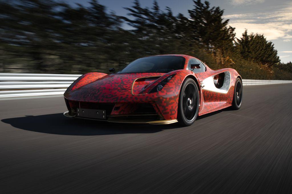 Lotus Evija: stunning new film reveals driving characteristics  of the world's first British electric hypercar