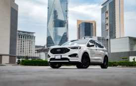 Ford Debuts Ford Edge in the UAE