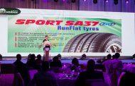"Al Rahala International Uses Dealers Meet to Launch ""ZRT"" Run Flat Tires"