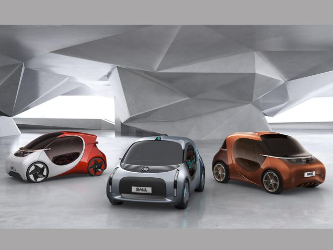 BASF Works with GAC R&D Center to Develop Concept Cars for Future Mobility