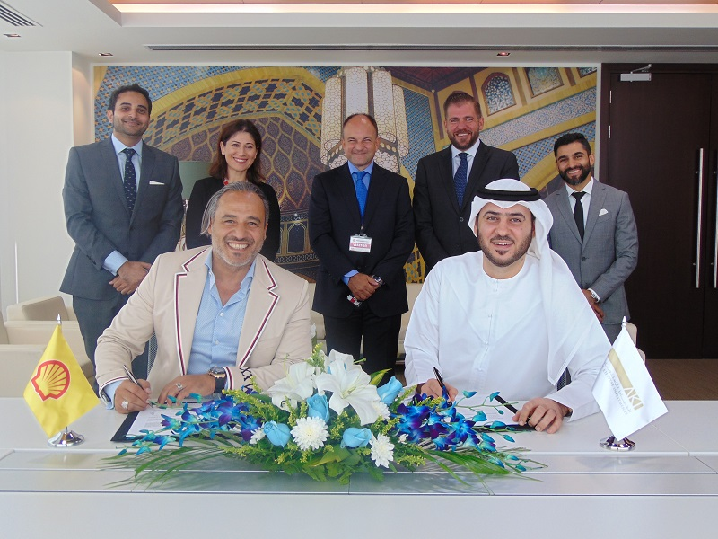 Shell Signs Agreement with Al Khayyat Investment Group for Distribution of Automotive products in the UAE