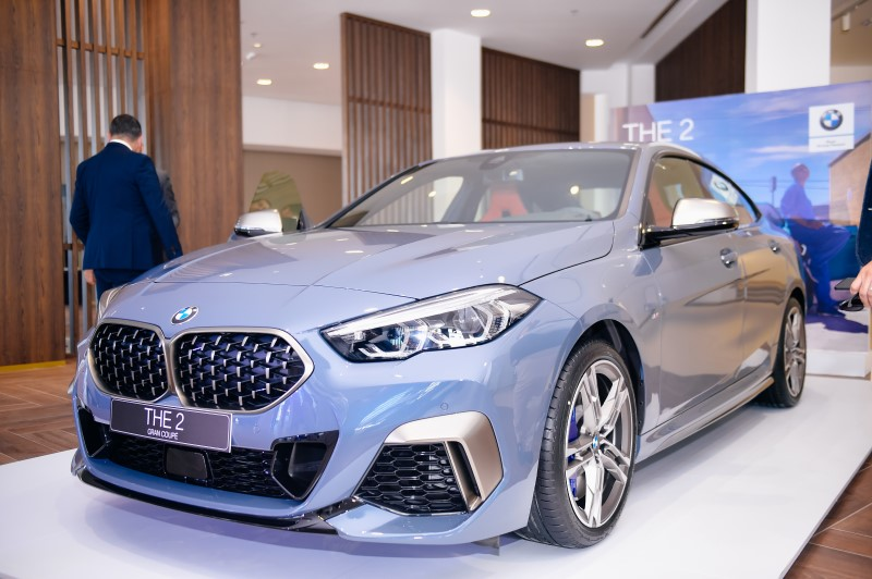 Euro Motors Debuts First ever BMW Series 2 Gran Coupé in Bahrain