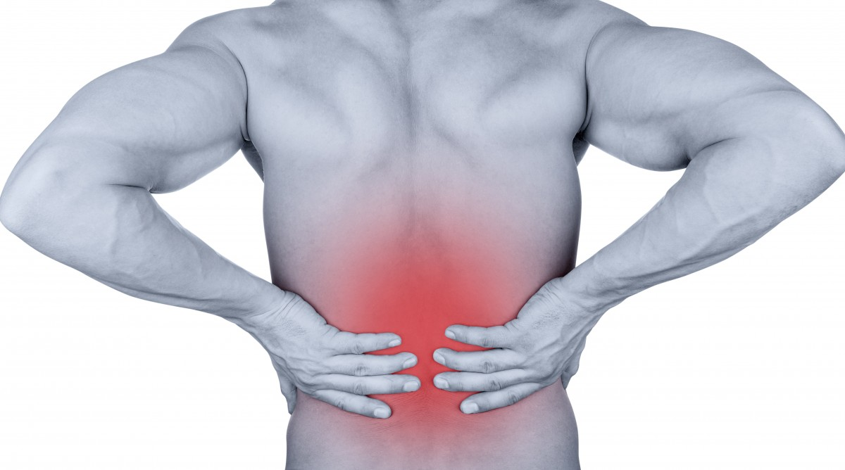 Stress Could Contribute to Low Back Pain