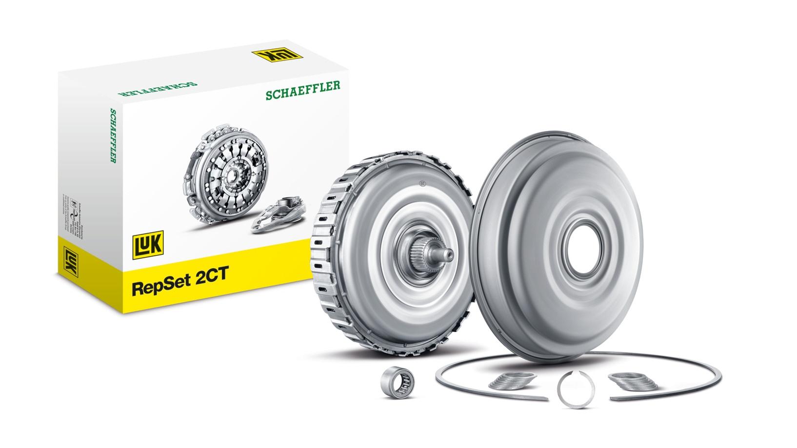 Schaeffler Expands Clutch Repair Portfolio for Asian Vehicles