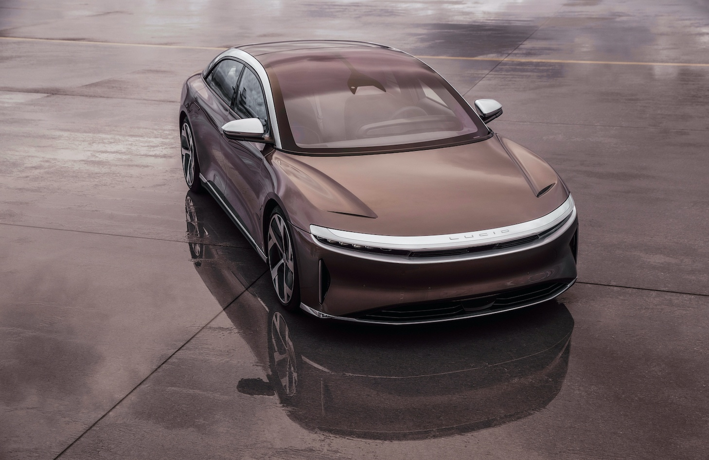 Lucid Announces Performance and Range Versions of Lucid Air Dream Edition